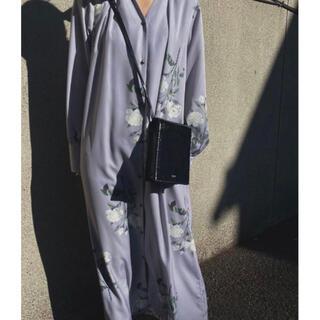 Ameri VINTAGE - POSIE SHIRT DRESS