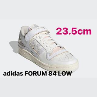 アディダス(adidas)のadidas FORUM 84 LOW アディダス フォーラム グレーワン(スニーカー)