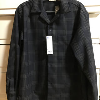 ジーユー(GU)のGU オープンカラーシャツ(シャツ)