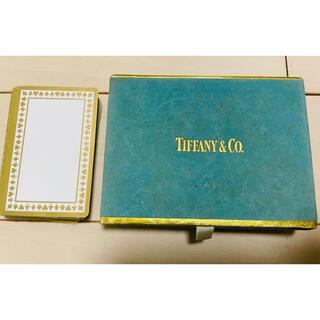 ティファニー(Tiffany & Co.)のトランプ(Tiffany製)(トランプ/UNO)