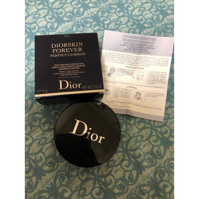 Dior(ディオール)のディオールスキン フォーエヴァー クッション 15g コスメ/美容のベースメイク/化粧品(ファンデーション)の商品写真