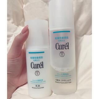 Curel - Curel キュレル 化粧水・乳液