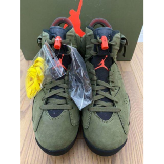 AIR JORDAN 6 RETRO TRAVIS SCOTT 26.5cm