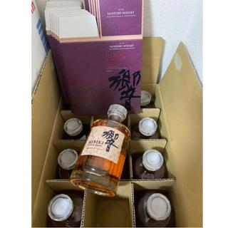 サントリー(サントリー)の新品未開封 響 ブレンダーズチョイス 箱付 12本(ウイスキー)