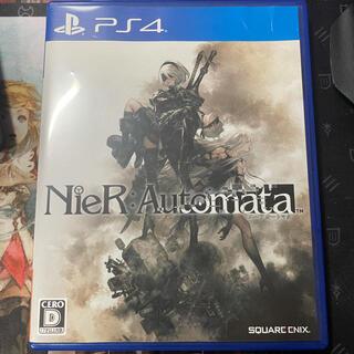 プレイステーション4(PlayStation4)の【PS4専用ソフト】NieR:Automata(ニーアオートマタ)【通常版】(家庭用ゲームソフト)