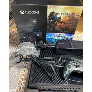 Xbox - Xbox One + Kinect(Day One エディション)(数量限定)(