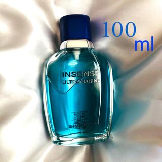 ジバンシィ(GIVENCHY)のジバンシイ ウルトラマリン オーデトワレ 100ml(香水(男性用))