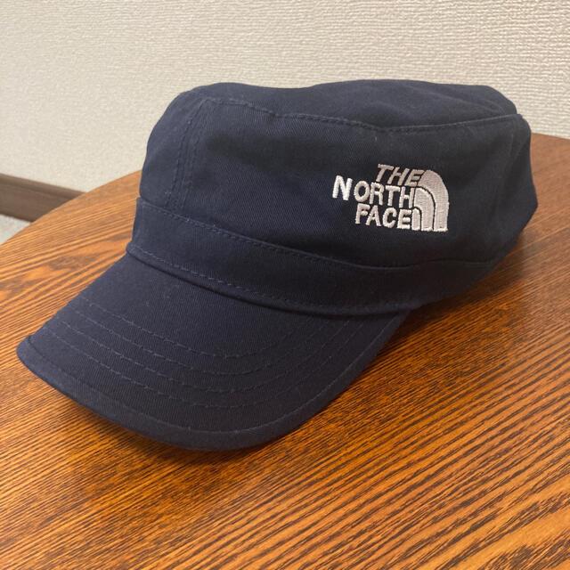 THE NORTH FACE(ザノースフェイス)の【ほぼ新品】【希少】ノースフェイス ワークキャップ メンズの帽子(キャップ)の商品写真