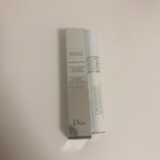 ディオール(Dior)のディオールショウ マキシマイザー 3D 001(マスカラ下地/トップコート)