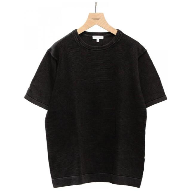 BEAUTY&YOUTH UNITED ARROWS(ビューティアンドユースユナイテッドアローズ)のBEAUTY&YOUTH UA 半袖ニット Tシャツ ユナイテッドアローズ メンズのトップス(Tシャツ/カットソー(半袖/袖なし))の商品写真