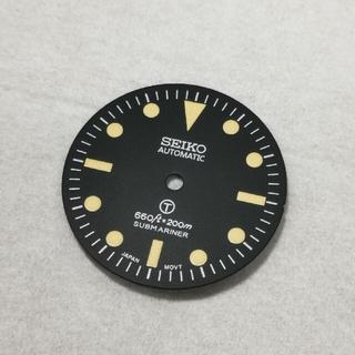 SEIKO - SEIKO セイコー nh35 社外文字盤 7s26 55174R35