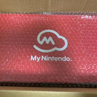 ニンテンドースイッチ(Nintendo Switch)のNintendo switch ニンテンドースイッチ カスタム版 ネオンブルー(家庭用ゲーム機本体)