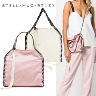 Stella McCartney - ステラマッカートニー ファラベラ ミニ トートバッグ