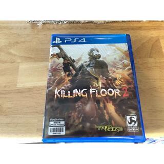 プレイステーション4(PlayStation4)のKillingFloor2  PS4  キリングフロアー2英語と中国語だけ対応(家庭用ゲームソフト)
