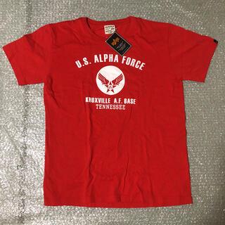 アルファインダストリーズ(ALPHA INDUSTRIES)のALPHA Tシャツ(Tシャツ/カットソー(半袖/袖なし))