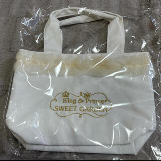 Johnny's - King & Prince sweet garden トートバッグ