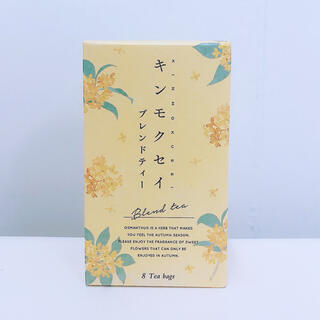 セイカツノキ(生活の木)の生活の木 キンモクセイ ブレンド ハーブ ティー 8袋入り(茶)
