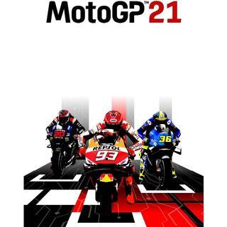プレイステーション4(PlayStation4)の新品 未開封 PS4 MotoGP21(家庭用ゲームソフト)