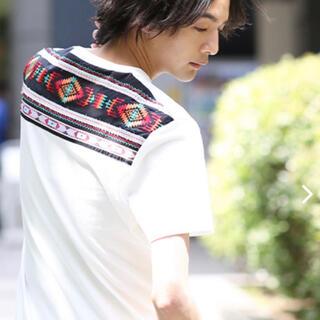 チチカカ(titicaca)の新品 TITICACA 刺繍 ポケットTシャツ チチカカ (Tシャツ/カットソー(半袖/袖なし))