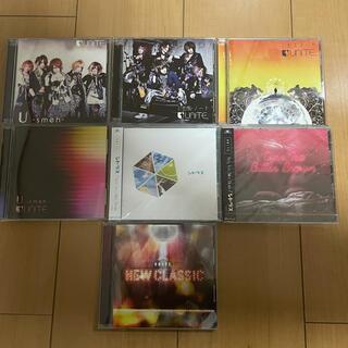 ユナイト シングル アルバム 7枚セット まとめ売り バラ売り可(ポップス/ロック(邦楽))