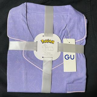 ジーユー(GU)のタグ付き!ポケモンコラボパジャマ(ルームウェア)