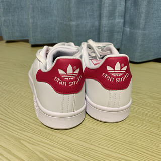 アディダス(adidas)のadidas アディダス スタンスミス スニーカー ピンク(スニーカー)