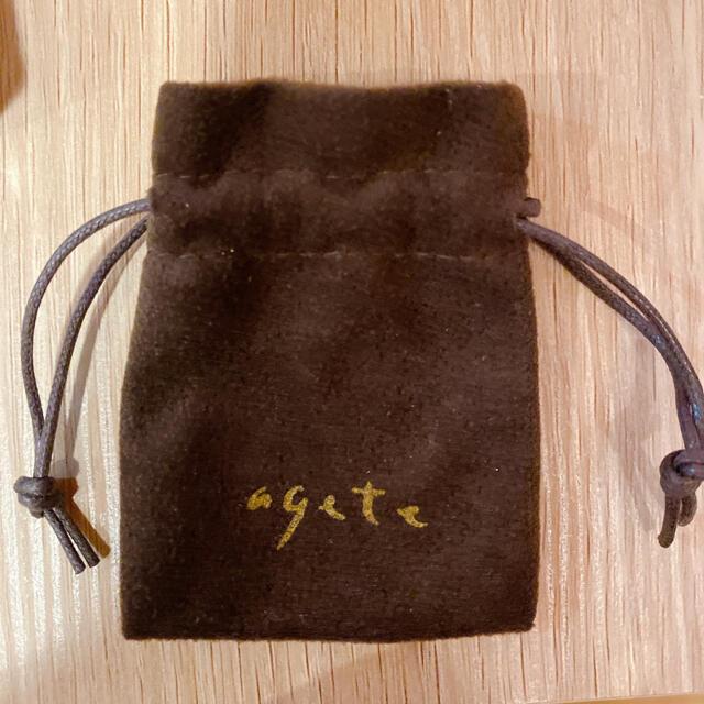 agete(アガット)のagete オパール ピアスチャーム レディースのアクセサリー(ピアス)の商品写真