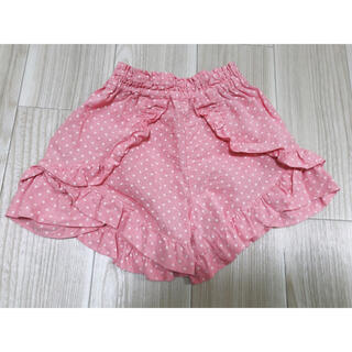 coeur a coeur - クーラクール ショートパンツ ピンク 90cm