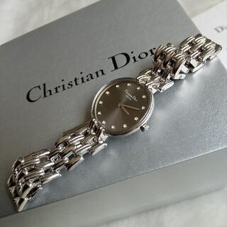Christian Dior - クリスチャンディオール腕時計 バキラ 難有り レディースクォーツ