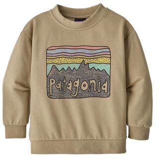 パタゴニア(patagonia)のPatagonia パタゴニア ベビー ライトウェイト クルー スウェット(Tシャツ/カットソー)