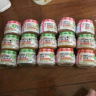 キユーピー(キユーピー)のジェジェママ様専用ページ 離乳食 キューピー ベビーフード離乳食15個(その他)