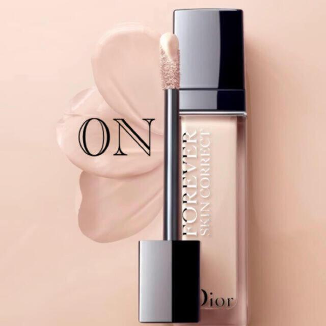 Dior(ディオール)のお値下げ♪Dior コンシーラー0N コスメ/美容のベースメイク/化粧品(コンシーラー)の商品写真