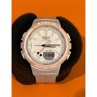 ベビージー(Baby-G)のカシオ Baby-G BGS-100SC-2AJF(腕時計)