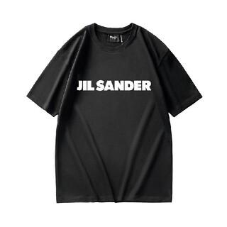 ジルサンダー(Jil Sander)の【黑M】2枚で9800円です新品 JIL SANDER  Tシャツ(Tシャツ(半袖/袖なし))