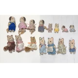 エポック(EPOCH)のシルバニアファミリー 人形15体 セット売り(ぬいぐるみ/人形)