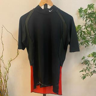 NIKE - 【ナイキ】【アンダーシャツ】【半袖】XL ブラック