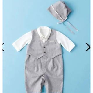 ファミリア(familiar)の赤ちゃんの城 セレモニードレス フォーマル(セレモニードレス/スーツ)