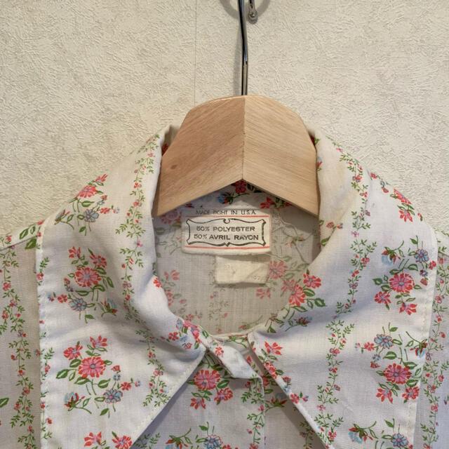 EDIT.FOR LULU(エディットフォールル)のvintage🤍花柄長袖シャツ レディースのトップス(シャツ/ブラウス(長袖/七分))の商品写真