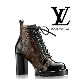 LOUIS VUITTON - ルイヴィトン ブーツ