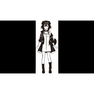 【ホロライブ】(戌神ころね)カッティングステッカー(その他)