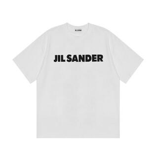 ジルサンダー(Jil Sander)の【白M】2枚で9800円です新品 JIL SANDER  Tシャツ(Tシャツ(半袖/袖なし))