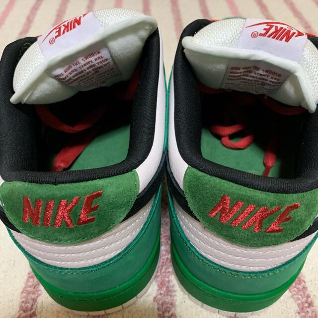 NIKE(ナイキ)のナイキ ダンク ロー プロ  SB ハイネケン 27.5 メンズの靴/シューズ(スニーカー)の商品写真