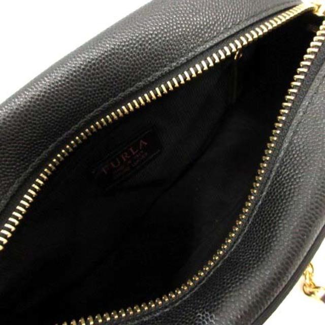 Furla(フルラ)のフルラ BRAVA ミニ クロスボディ バッグ ショルダー レザー 黒 ネロ レディースのバッグ(ショルダーバッグ)の商品写真