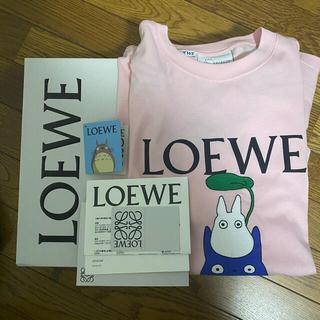 ロエベ(LOEWE)のロエベ トトロ コラボTシャツ(Tシャツ/カットソー(半袖/袖なし))