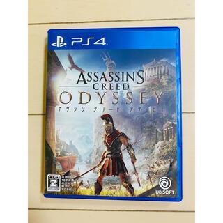 プレイステーション4(PlayStation4)のアサシン クリード オデッセイ PS4 アサシンクリード オデッセイ(家庭用ゲームソフト)