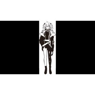 【ホロライブ】(獅白ぼたん)カッティングステッカー(その他)