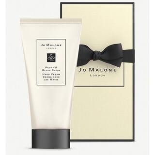 ジョーマローン(Jo Malone)の新品◇Jo MALONELONDON ピオニー&ブラッシュスエードハンドクリーム(ハンドクリーム)