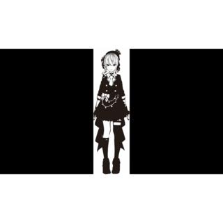 【ホロライブ】(星街すいせい)カッティングステッカー(その他)