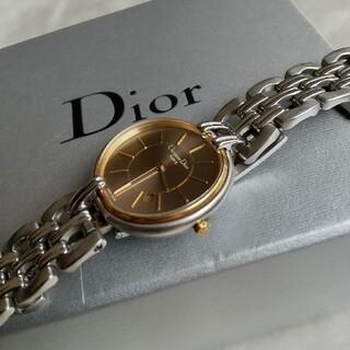 Christian Dior - クリスチャンディオール バキラ レディースブレスクォーツ