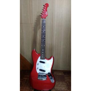 FUJIGEN FGN JMG-6R MUSTANG 2012年製(エレキギター)